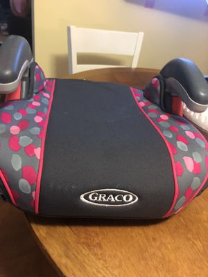 Booster car seat excellent condition for Sale in ROXBURY CROSSING, MA
