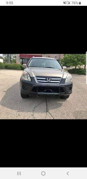 Honda crv 4wd 2006 for Sale in Chicago, IL