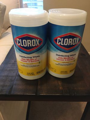 Clorox Disinfecting item for Sale in Mountain View, CA