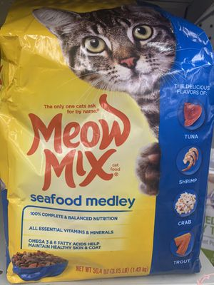 MEOW MIX for Sale in New York, NY