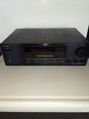 Onkyo receiver TX-8211 for Sale in Montebello, CA