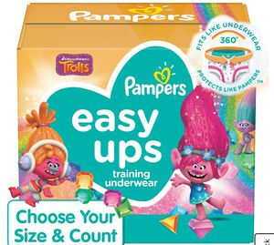Pampers easy ups size 4t-5t (62 count) for Sale in Westminster, CO
