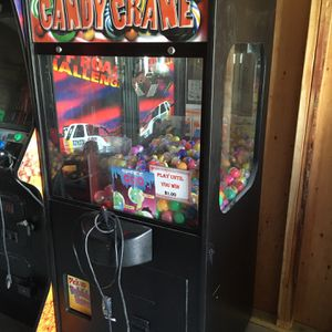 """30"""" Rainbow Candy - Capsule Crane Coin Operated for Sale in Fresno, CA"""