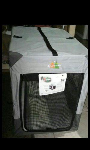 """Large Pet Crate Tent 42"""" x26""""x 33"""" for Sale in Phoenix, AZ"""