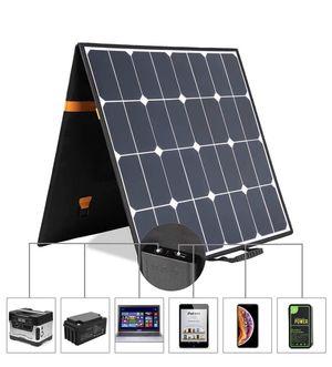 Moderno panel portátil , para viaje , camping 🏕, RV , etc for Sale in Hesperia, CA