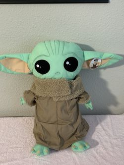 Baby Yoda plushie for Sale in Riverside,  CA