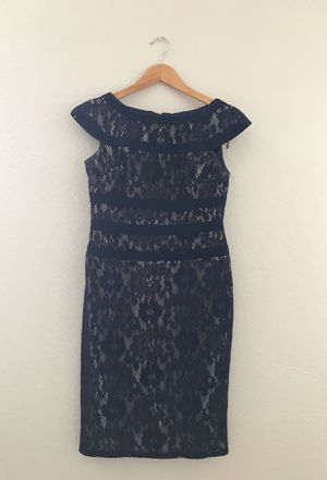 Adrianna Pappell Blue Dress for Sale in Chula Vista, CA
