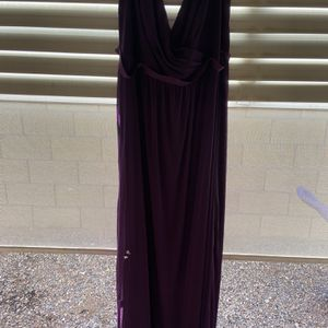 Plum Bridesmaid Dress for Sale in Glendale, AZ