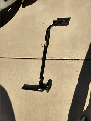 Uhaul hitch bike rack carrier for Sale in Chandler, AZ