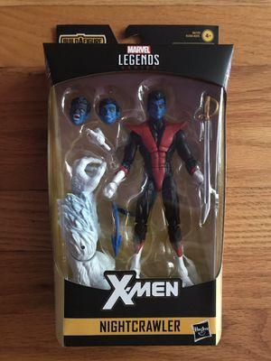 Marvel Legends X-men Nightcrawler for Sale in Chicago, IL