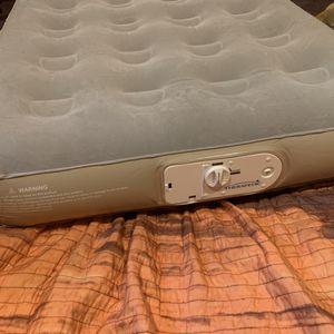 Therapedic air mattress twin size for Sale in Monroe Township, NJ