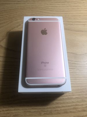 iPhone 6S Unlocked for any company for Sale in Monsey, NY