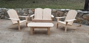 Adirondack patio furniture for Sale in Driftwood, TX