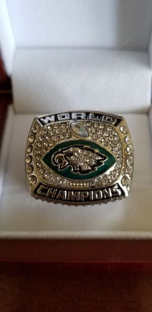 Arrived..The Eagles 2018 Superbowl Ring for Sale in Turbotville, PA