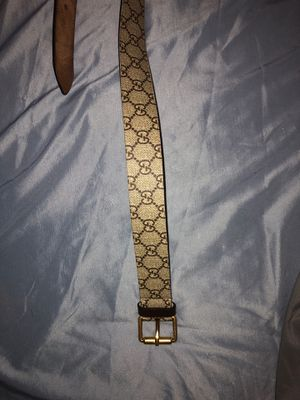 Gucci GG snake belt for Sale in Bakersfield, CA