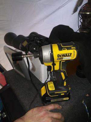 Dewalt brushless 20v drill driver inpack for Sale in Seattle, WA