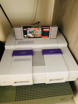 Super Nintendo for Sale in Sacramento, CA