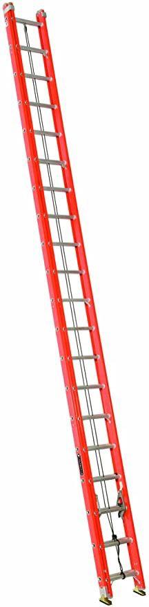 Louisville Ladder FE3240 Extension Ladder, 40-Foot, Orange for Sale in Snellville, GA
