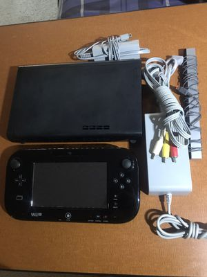 Nintendo Wii U Console for Sale in Los Angeles, CA