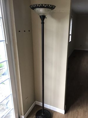 Floor lamp for Sale in Olympia, WA