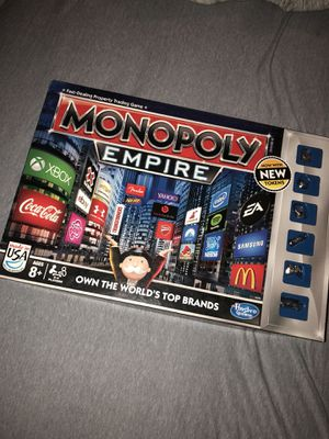 Monopoly Empire (make an offer) for Sale in US