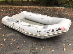 Achilles LSR-96 Inflatable Dinghy Boat for Sale in Woodbury, NY