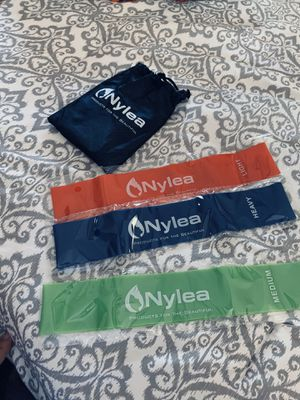 Exercise bands for Sale in Dacula, GA