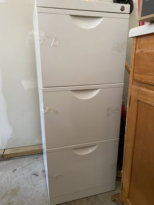 3 Drawer Filing Cabinet for Sale in Westerville, OH