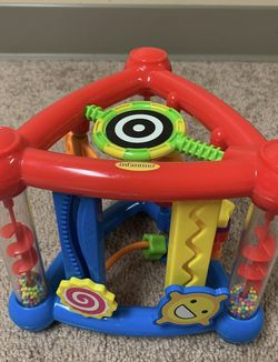 Infantino activity triangle toy for Sale in Shrewsbury,  NJ