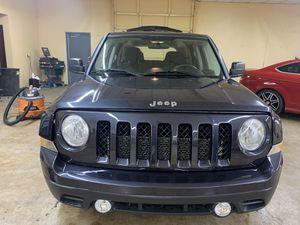 2014 Jeep Patriot for Sale in Dallas, TX