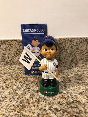 Chicago Cubs Vintage Mini Bobblehead for Sale in Carol Stream, IL