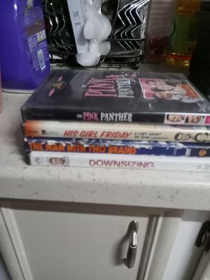 Free dvds (4 total) for Sale in Apache Junction, AZ