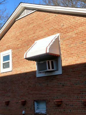 Awnings for Windows Aluminum x 4 for Sale in Arlington, VA