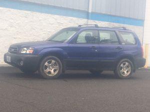 2003 Subaru Forrester for Sale in Salem, OR