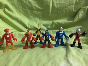 Lot of 6 Imaginext figurines for Sale in Pembroke Park, FL