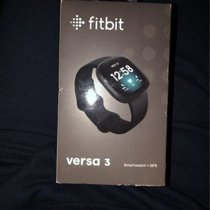 Fitbit Versa 3 for Sale in Manchester, CT