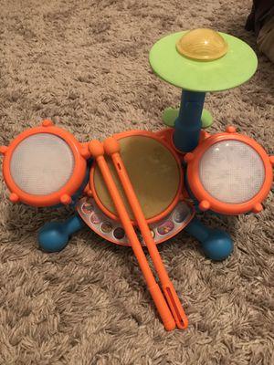 Vtech kidibeats drum set for Sale in Peoria, AZ