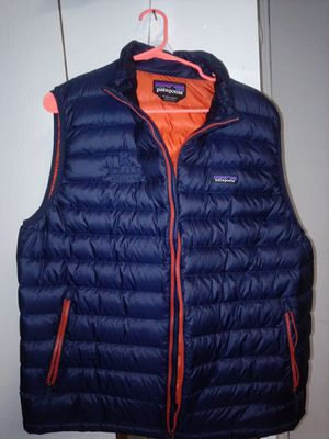 Patagonia vest for Sale in American Canyon, CA