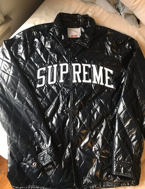 Supreme Quilted Jacket for Sale in Montclair, NJ