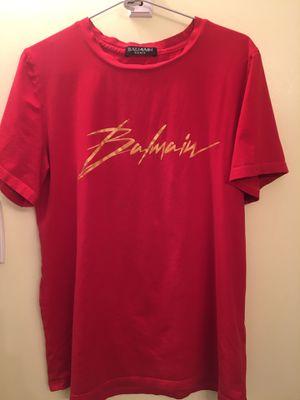 Balmain T-Shirt for Sale in Stetson, ME