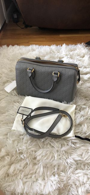 Gucci Guccissima Top Handle Boston Bag for Sale in Bellevue, WA