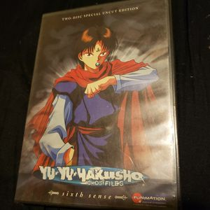 Yu Yu Hakusho Ghost Files DVD for Sale in San Bernardino, CA