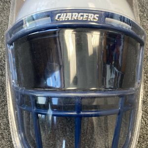 Los Angeles Chargers FanMask Helmet New San Diego for Sale in Riverside, CA