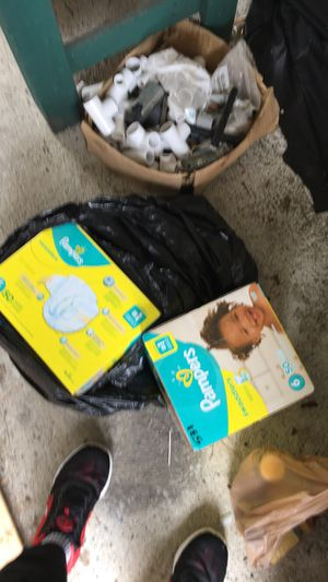 2 boxes pampers size 6 only $30 right now!!! for Sale in Kent, WA