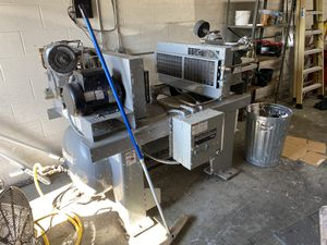 Ingersoll Rand T30 Air Compressor for Sale in Clinton Township, MI