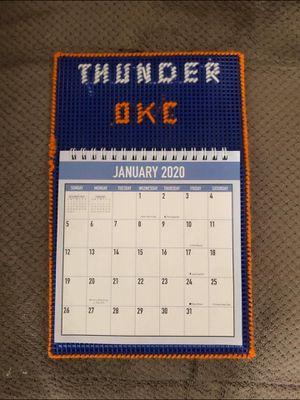 Calendar holders with calendars $5 each for Sale in Oklahoma City, OK