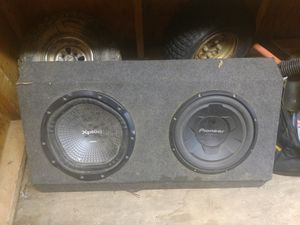 12s and amp for Sale in Mount Gilead, OH