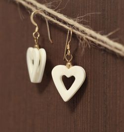 Heart Earnings Made By Alaskan Native for Sale in North Bend,  WA