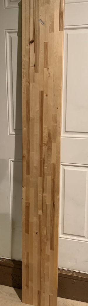 Wood shelf for Sale in Fontana, CA