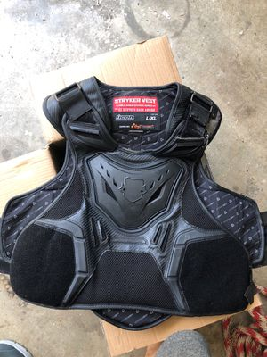 Icon motorcycle vest for Sale in Tampa, FL